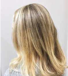Blonde doesn't have to be overdone and ashy Brown To Blonde Balayage, Subtle Balayage, Blonde Highlights, Long Hair Styles, Beauty, Beleza, Blond Highlights, Long Hairstyle, Long Hairstyles