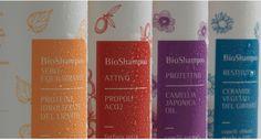 Bio shampoo e Bio balsamo Eos on Behance