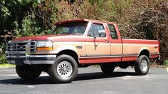 94 ford flareside truck 1994 FORD F150 XLT FLARESIDE