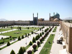 Isfahan square