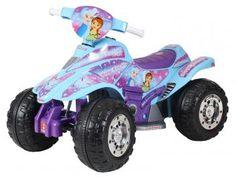 Quadriciclo Infantil Elétrico Dakkar Ice - Biemme