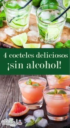 Recetas Cocktails Sin Alcohol Recetas Cocktails Sin Alkohol – New Ideas Pineapple Mojito, Watermelon Mojito, Blueberry Mojito, Strawberry Mojito, Horchata Recipe, Mojito Recipe, Mojito Party, Bebida Mojito, Coconut Mojito