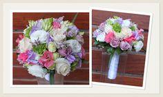 Il viola è il colore piu' di moda per quest'anno. Non solo per matrimoni civili ma anche per celebrazioni da organizzare in chiesa. Per i fiori la nuova tendenze predilige colori lavanda, lilla e viola.  www.laflorealedistefania.it
