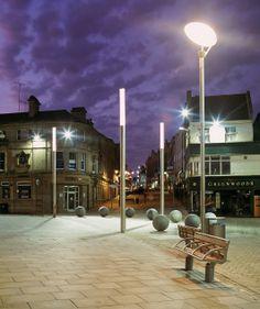 Geo Street Furniture | Lifschutz Davidson Sandilands in partnership with Woodhouse