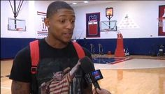 Pretty pretty solid t-shirt game from Bradley Beal