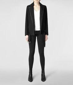AllSaints Womens Coats & Jackets | Trenches, Parkas & Macs