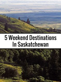 5 Weekend Destinations In Saskatchewan · Kenton de Jong Travel - The past few weeks have been really busy for me, with a lot more time at the office and a lot less time travelling. Thankfully, the weekend is just. Camper, Travel With Kids, Family Travel, Saskatchewan Canada, Cypress Hill, Visit Canada, Canada Trip, Canadian Travel, Travel Inspiration