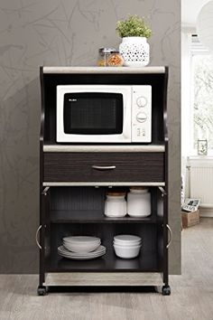Why You Need To Buy A Microwave Cart. microwave cart ideas diy microwave cart microwave cart diy microwave stand microwave stand ideas microwave storage