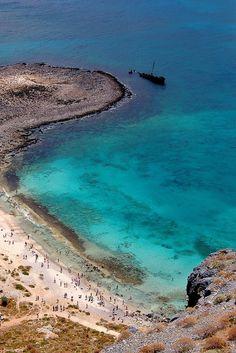 Gramvousa, Crete, Greece