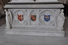 https://flic.kr/p/cJ91sq | Toddington-117 St Andrew G.E. Street Tomb-chest of Charles Hanbury-Tracy 1st Lord Sudeley http://www.bwthornton.co.uk/visiting-stratford-upon-avon.php