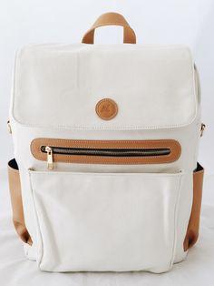 Hilo Backpack-Blanca