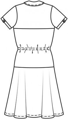Dress BS 6/2015 110