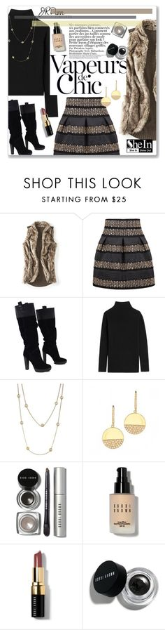 """""""Sparkle for the Holidays with Me"""" by teenykimchi ❤ liked on Polyvore featuring maurices, BCBGMAXAZRIA, Etro, Roberto Coin, Dunn, Anja and Bobbi Brown Cosmetics"""