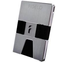 credit card packaging The TITAN - RFID Blocking Aluminum Credit Card Holder Front Pocket Minimalist Wallet Best Rfid Wallet, Edc Wallet, Slim Wallet, Mens Travel Wallet, Business Credit Cards, Credit Score, Credit Card Design, Class Design, Minimalist Wallet