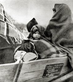 Vererbte Traumata: deutsche Kriegsflüchtlinge     Foto: keystone