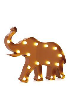 Primark - Decoratieve lamp Olifant