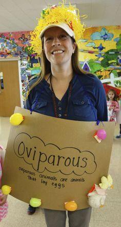 vocabulary parade costumes | First Grade Vocabulary Parade | Vocab ...