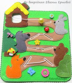 Развивающие игрушки (как мы их делаем) - Сообщество «Рукоделие» - Babyblog.ru - развивающие игрушки своими руками