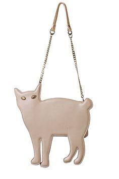 Meow cat handbag