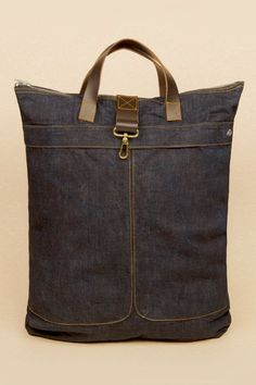 Bleu de Paname - denim bag-love it