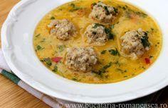 Zöldséges húsgombócleves, az egyik legfincsibb leves! Sok friss zöldség és ínycsiklandó gombócok