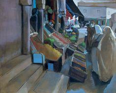 On the street by Ian Bertram on Etsy
