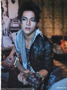 jiro wang don't really know him...but okay... :)