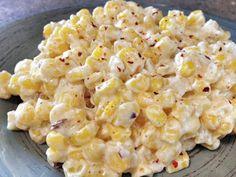 The Fork Diaries: Cream Cheese Corn