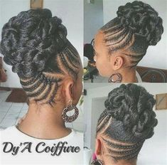 Updo Braids Styles Idea braided updos for black hair natural hair styles braided Updo Braids Styles. Here is Updo Braids Styles Idea for you. Updo Braids Styles braided updos for every occasion naturallycurly. African Hairstyles, Girl Hairstyles, Braided Hairstyles, Wedding Hairstyles, Natural Hairstyles, Black Hairstyles, Protective Hairstyles, Trendy Hairstyles, Natural Hair Updo