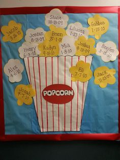 Ideas for birthday board classroom toddler kids Birthday Display In Classroom, Circus Theme Classroom, Birthday Bulletin Boards, Birthday Wall, Preschool Bulletin Boards, Classroom Board, Toddler Classroom, Preschool Classroom, Preschool Birthday Board