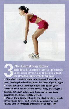 the hamstring honer