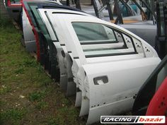 Opel Astra G bontott ajtók (Alkatrész - Kasztni)
