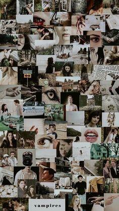 Film Twilight, Twilight Poster, Twilight Saga Quotes, Vampire Twilight, Twilight Saga Series, Twilight Edward, Vampire Diaries Poster, Vampire Diaries Wallpaper, Wallpaper Collage