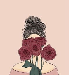 Image in Art ✨ ✨ collection by 𝑁𝑢𝑈𝑟 𝑆𝑎𝑙𝑎ℎ♕ on We Heart It Cartoon Girl Drawing, Girl Cartoon, Cute Wallpaper Backgrounds, Cute Wallpapers, Girly Drawings, Applis Photo, Digital Art Girl, Cartoon Art Styles, Anime Art Girl