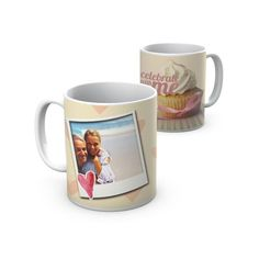 Celebra os bons momentos com uma caneca feita por ti. Celebrate the good times with a mug made for you.