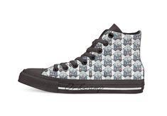 03853a0200 De La Paz vAN transpirable Casual alta de encaje zapatos de lona zapatillas  de deporte envío