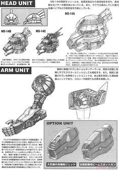 Gelgoog (MG) (Gundam Model Kits) Assembly Drawing Stars, Gundam Mobile Suit, Robot Concept Art, Gundam Art, Image List, Mechanical Design, Gundam Model, Art Reference, Science Fiction