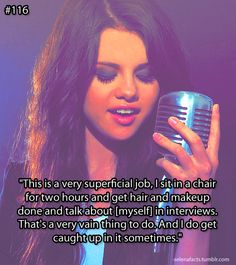 Selena Gomez Facts, Got Caught, Talk To Me, Did You Know, Knowing You, Things To Do, Hair Makeup, Interview, Things To Make