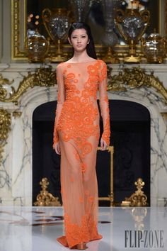 Charlotte Licha Spring-summer 2014 - Couture