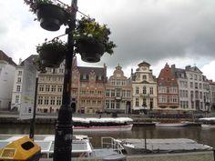 Quai du Graslei - Gand (Belgique)