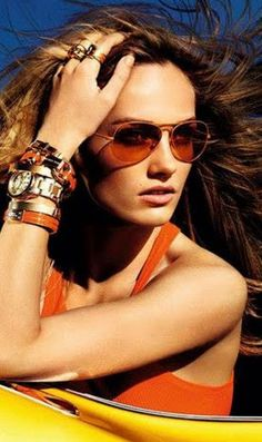 Michael Kors - sunglasses, watch, jewelry.. All awesome!