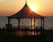 Bandstand on the Green Hunstanton