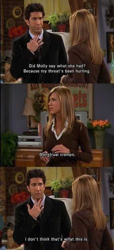 Friends - Ross & Rachel