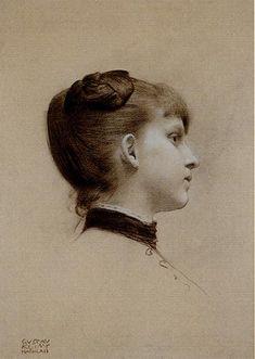Gustav Klimt: A Look at the Drawings of a Painter Gustav Klimt, Art Klimt, Franz Josef I, Rolf Armstrong, Baumgarten, Carl Larsson, Life Drawing, Portrait Art, Oeuvre D'art