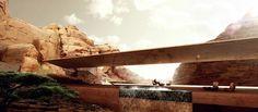 Wadi Resort / Oppenheim Architecture + Design