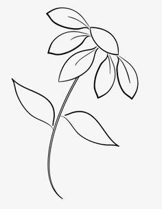 Lost in Paper Scraps: free digital stamps Hand Embroidery Videos, Hand Embroidery Stitches, Hand Embroidery Designs, Ribbon Embroidery, Embroidery Flowers Pattern, Applique Patterns, Flower Patterns, Flower Art Drawing, Mosaic Flowers