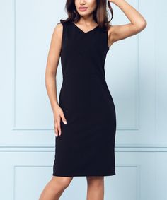 c8a048b6 Alore Rose & Ecru Quilted Skater Dress. Black SlacksModest DressesCasual ...