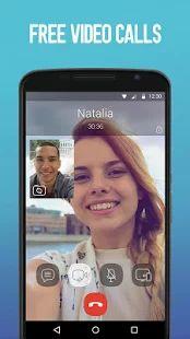 Viber– сличица снимка екрана