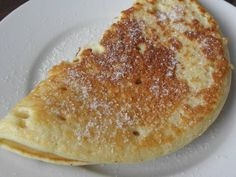 Lívance se skořicí Pancakes, Breakfast, Ethnic Recipes, Food, Morning Coffee, Essen, Pancake, Meals, Yemek