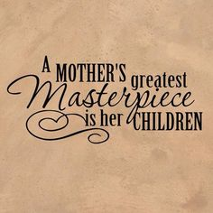 Discover the best sayings on mother's day. A mother understands what a child does not say. To the world you are a mother, but to your family you are the world. Being a full-time mother is one of the highest salaried jobs. Mom Quotes, Family Quotes, Great Quotes, Quotes To Live By, Life Quotes, Inspirational Quotes, Proud Parent Quotes, Being A Mother Quotes, Baby Quotes